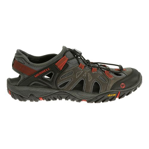 Mens Merrell All Out Blaze Sieve Hiking Shoe - Wild Dove 11.5