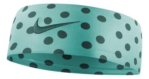 Womens Nike Fury Headband Headwear - Light Aqua