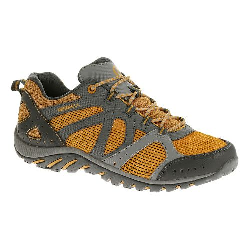 Mens Merrell Rockbit Cove Hiking Shoe - Butterscotch 14