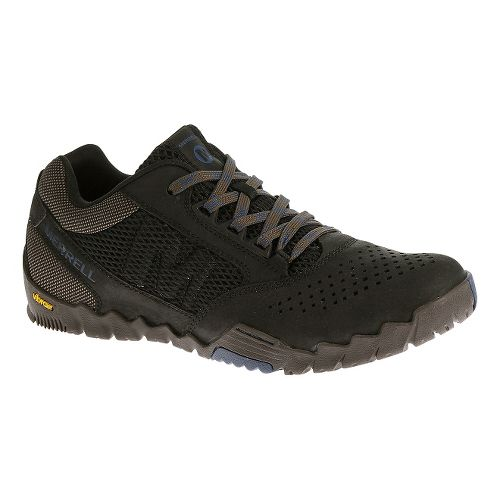 Mens Merrell Annex Ventilator Hiking Shoe - Black 11.5
