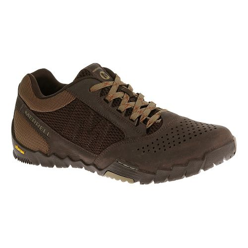Mens Merrell Annex Ventilator Hiking Shoe - Copper Mountain 12