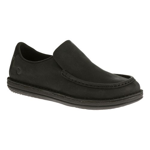 Mens Merrell Bask Moc Casual Shoe - Black 8
