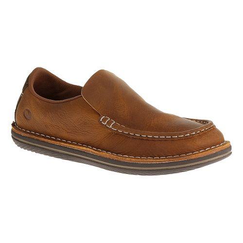 Mens Merrell Bask Moc Casual Shoe - Clay 11