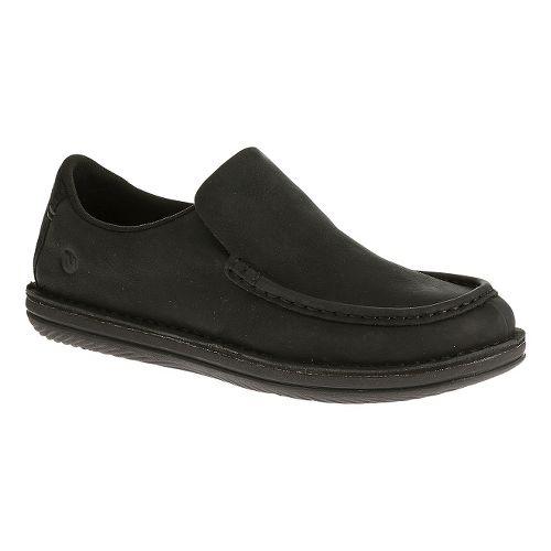 Mens Merrell Bask Moc Casual Shoe - Black 11.5
