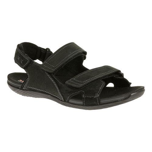 Mens Merrell Bask Duo Sandals Shoe - Moss 12