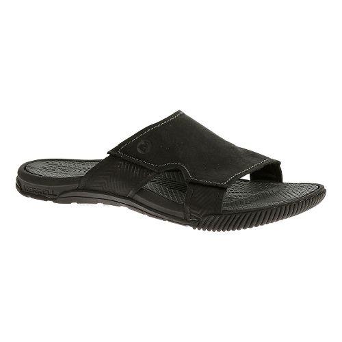 Mens Merrell Terracove Delta Sandals Shoe - Black 7