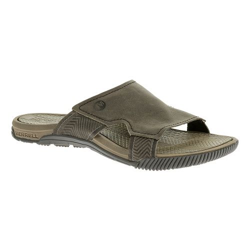 Mens Merrell Terracove Delta Sandals Shoe - Goose 13