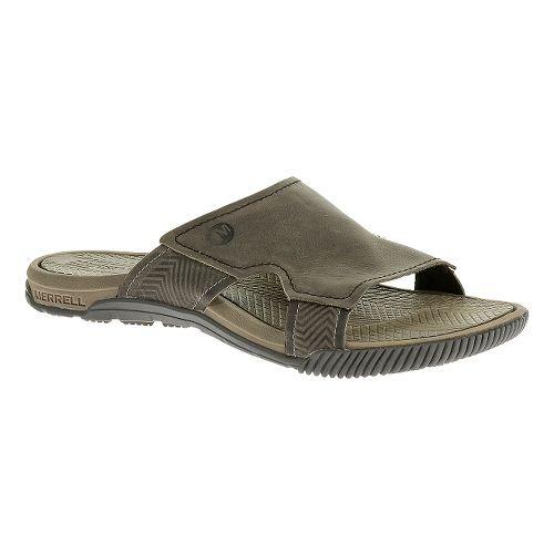 Mens Merrell Terracove Delta Sandals Shoe - Goose 7