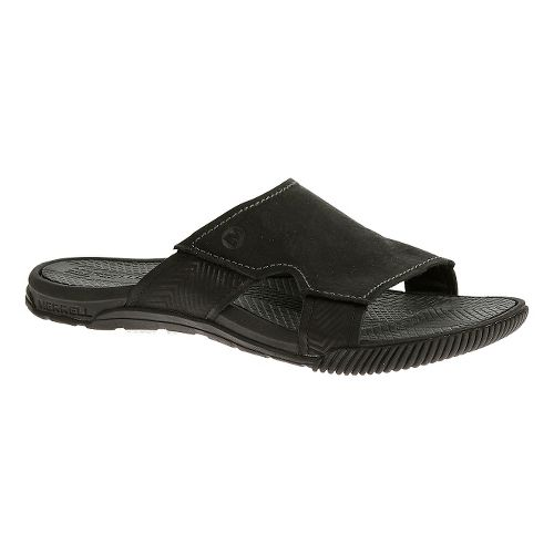 Mens Merrell Terracove Delta Sandals Shoe - Black 12