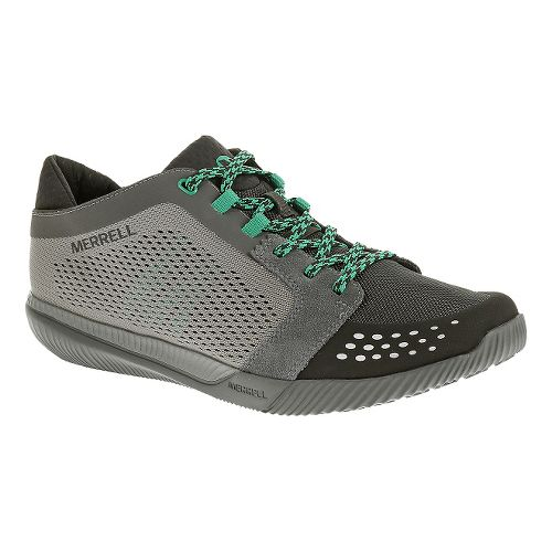 Mens Merrell Rowst Fury Casual Shoe - Castle Rock 13