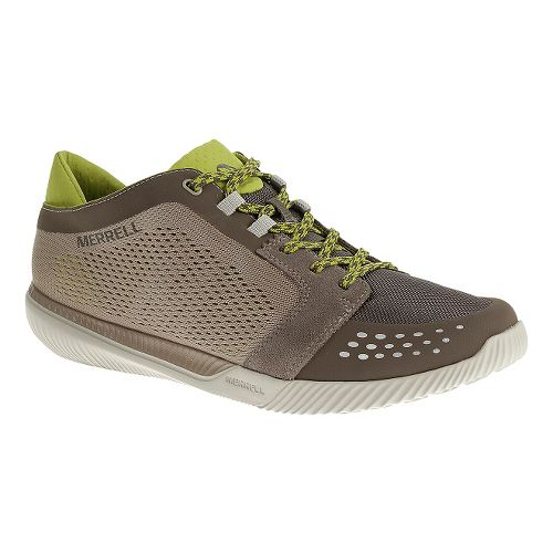 Mens Merrell Rowst Fury Casual Shoe - Falcon 7.5