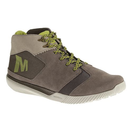 Mens Merrell Rowst Fume Casual Shoe - Falcon 7.5