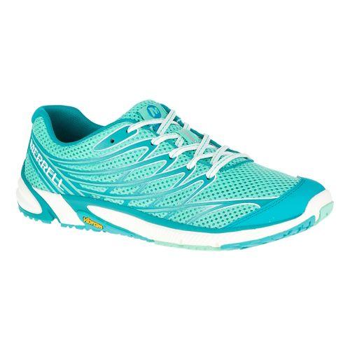 Womens Merrell Bare Access Arc 4 Trail Running Shoe - Green 9