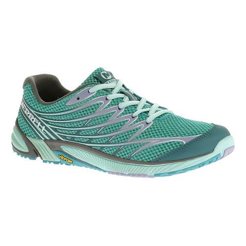Womens Merrell Bare Access Arc 4 Trail Running Shoe - Algiers 10
