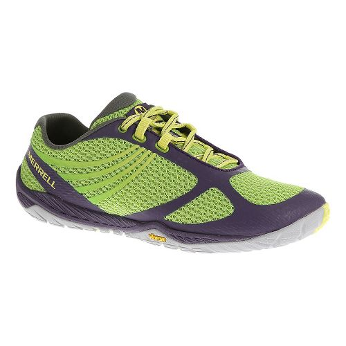 Womens Merrell Pace Glove 3 Trail Running Shoe - Purple 6.5