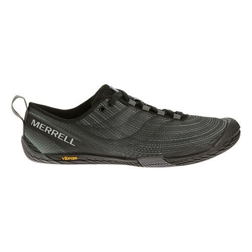 Womens Merrell Vapor Glove 2 Trail Running Shoe - Sea Blue 7.5