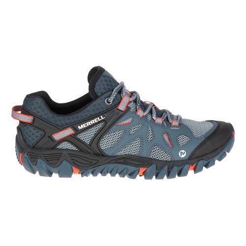 Womens Merrell All Out Blaze Aero Sport Hiking Shoe - Beige 8.5