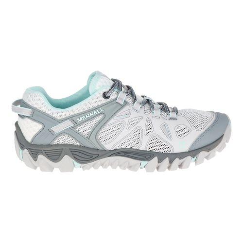 Womens Merrell All Out Blaze Aero Sport Hiking Shoe - Vapor 5