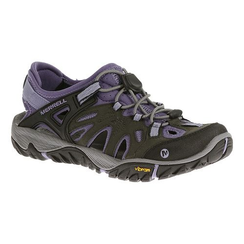 Womens Merrell All Out Blaze Sieve Sandals Shoe - Castle Rock 9