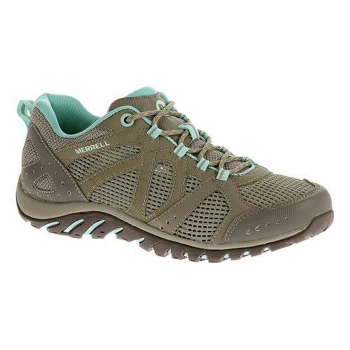 Womens Merrell Rockbit Cove Hiking Shoe - Brindle 9