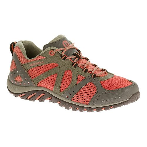 Womens Merrell Rockbit Cove Hiking Shoe - Boulder 11