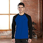 Mens R-Gear Base Runner Long Sleeve No Zip Technical Tops