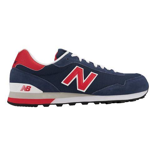Mens New Balance 515 Casual Shoe - Grey/Green 8.5