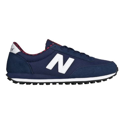 Womens New Balance 410 Casual Shoe - Navy 11