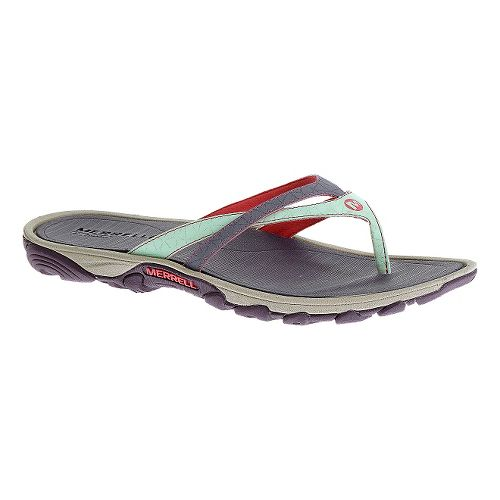Womens Merrell Enoki Flip Sandals Shoe - Light Purple 9