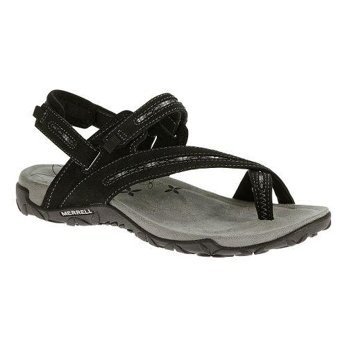 Womens Merrell Terran Convertible Sandals Shoe - Algiers Blue 6