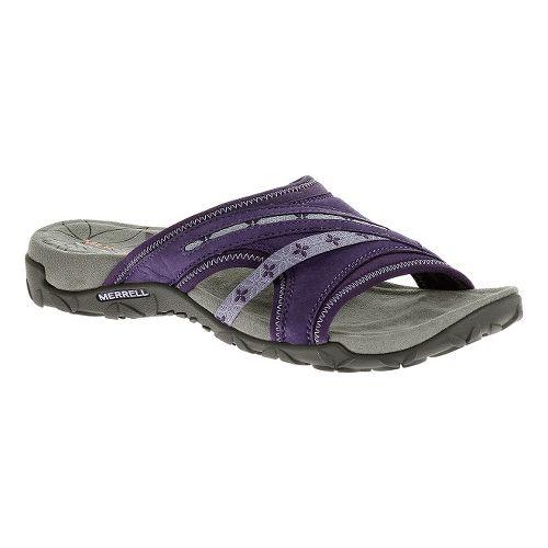 Womens Merrell Terran Slide Sandals Shoe - Parachute Purple 11
