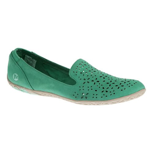 Womens Merrell Mimix Daze Casual Shoe - Dynasty Green 10