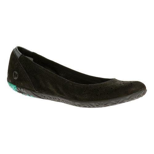 Womens Merrell Mimix Haze Casual Shoe - Black 10.5