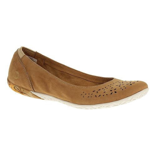 Womens Merrell Mimix Haze Casual Shoe - Brown Sugar 8.5