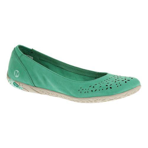 Womens Merrell Mimix Haze Casual Shoe - Dynasty Green 8.5