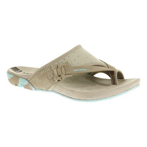 Womens Merrell Mimix Pier Sandals Shoe - Geyser 6