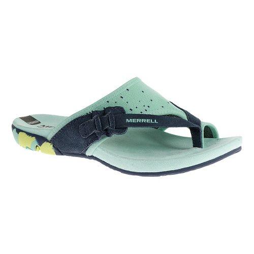 Womens Merrell Mimix Pier Sandals Shoe - Cobalt 9