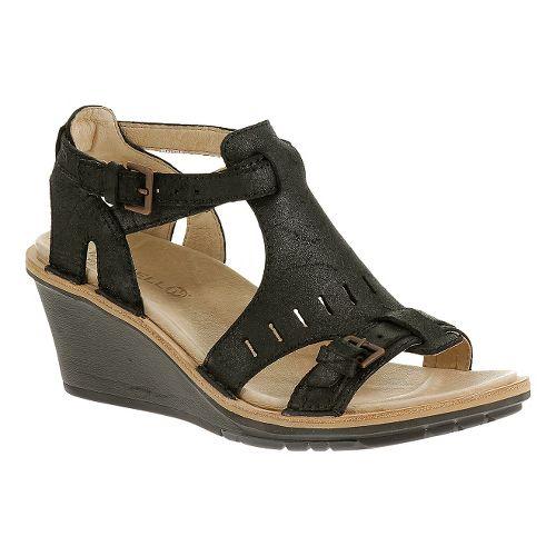 Womens Merrell Sirah Cloak Sandals Shoe - Black 11