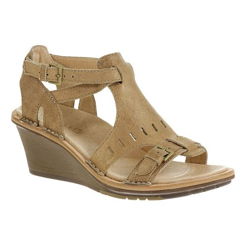 Womens Merrell Sirah Cloak Sandals Shoe - Beige 8