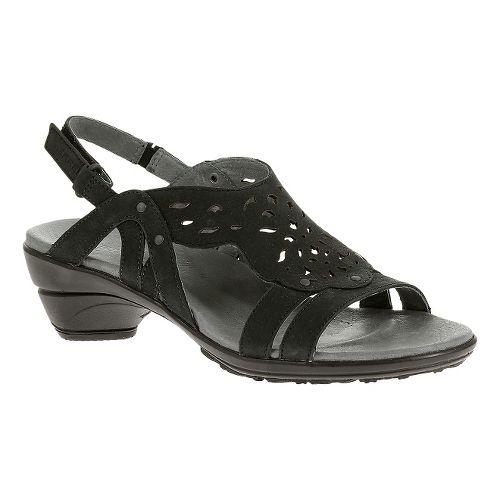 Womens Merrell Veranda Link Sandals Shoe - Black 10
