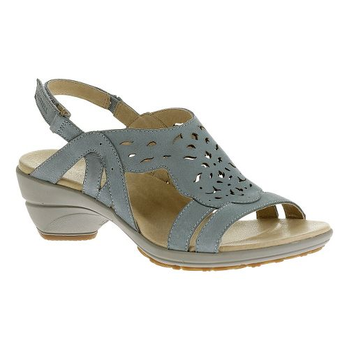Womens Merrell Veranda Link Sandals Shoe - Dusty Blue 11