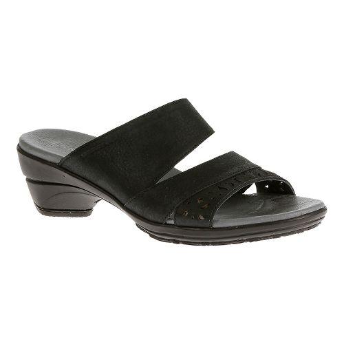 Womens Merrell Veranda Slide Sandals Shoe - Oat Straw 9