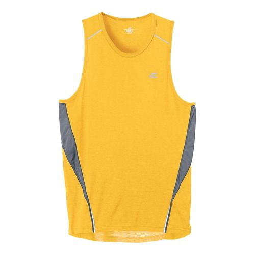 Mens R-Gear Strong As Ice Singlets Technical Tops - Varsity Gold XL