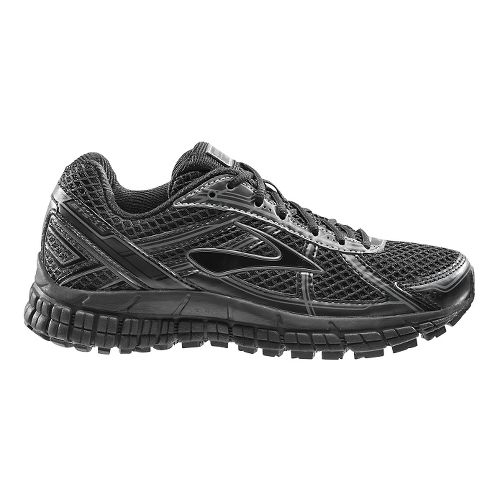 Kids Brooks Adrenaline GTS 15 Running Shoe - Black 3.5