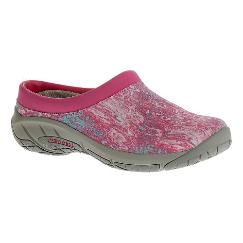 Womens Merrell Encore Splash Casual Shoe - Fuchsia 6