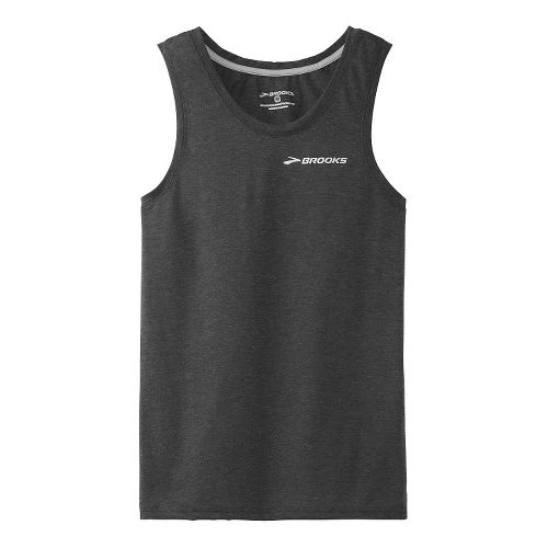 Mens Brooks EZ Tank Technical Top - Atlantic S