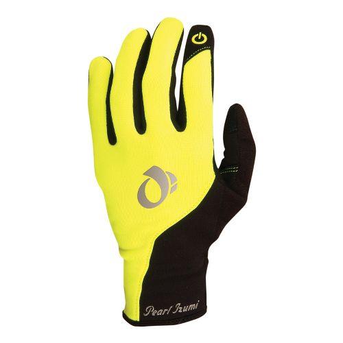 Womens Pearl Izumi Thermal Conductive Glove Handwear - Screaming Yellow S