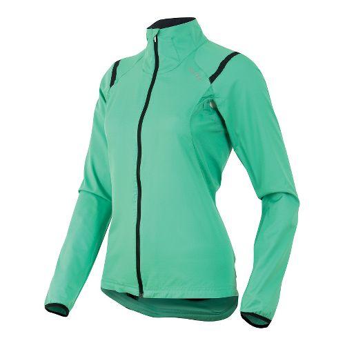 Womens Pearl Izumi Fly Lightweight Jackets - Gumdrop M