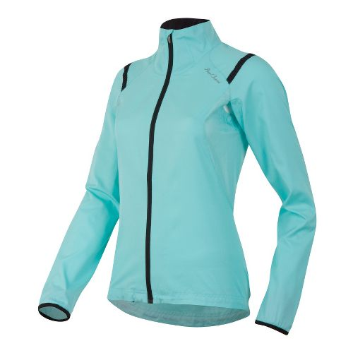 Womens Pearl Izumi Fly Lightweight Jackets - Honeysuckle L