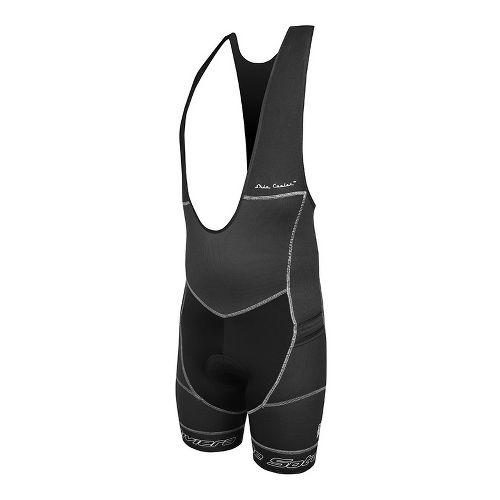 Mens De Soto Riviera Bib Triathlete UniSuits - Black/Black S